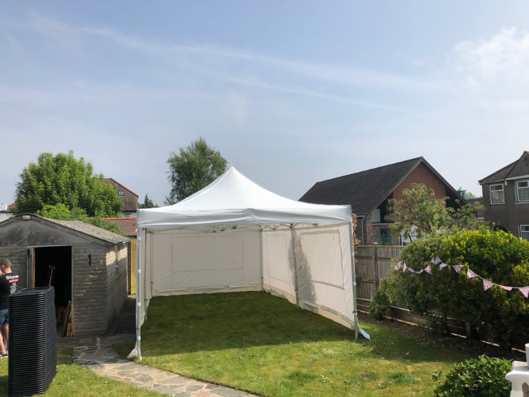 Instant Shelter Hire Marquee